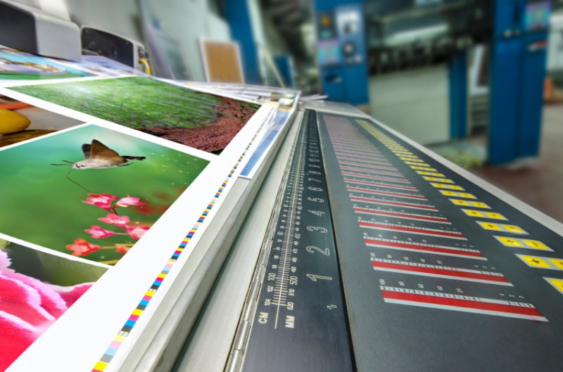 HR Image for Print Production